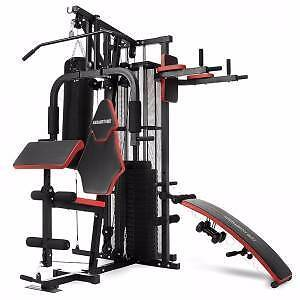 Brand New Home Gym with Punching Bag grab it now!!! Marsden Logan Area Preview