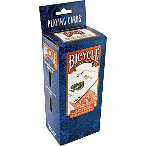 12 Packs Of Bicycle Standard Playing Cards –Poker Decks – Trusted since 1885 NEW
