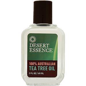 100% Pure Tea Tree Oil Good 'N Natural 2 oz Oil