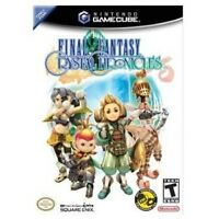 Final Fantasy Crystal Chronicles Game Cube. (Wii)