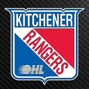 Wanted Kitchener Rangers tickets for November 15