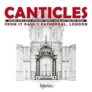 Canticles from St.Paul's Cathedral von Johnson Carwood/St. Paul's Cathedral...