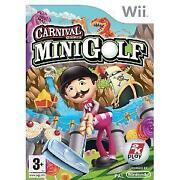 Wii Golf Games