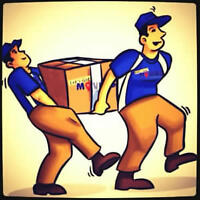TWO OR THREE MEN AND TRUCK $55/HR CALL 905-581-1070