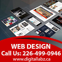 Affordable Website Design - WordPress Development - Designer