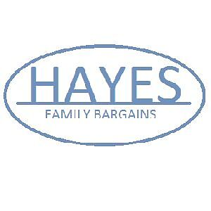 Hayes Family Bargains
