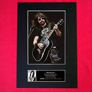 Dave Grohl Signed