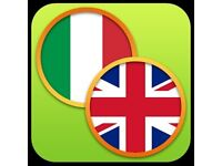 Language Exchange.My Italian for your English