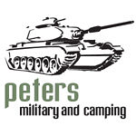 PETER'S MILITARY AND CAMPING