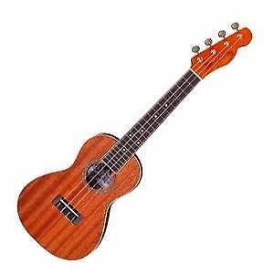 Ukulele Mino'Aka Concert Fender