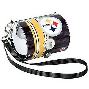 Little Earth Pittsburgh Steelers License Plate Petite Purse ~32005 s~ New $38