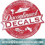discontinueddecals*com