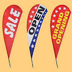 T-SHIRTS, TEARDROP FLAGS, FLYERS, INVOICES & OIL CHANGE STICKERS