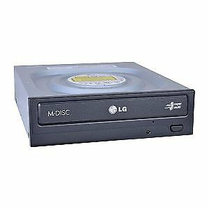 LG Internal 24x DVD-Writer Optical Drive (GH24NSC0B)