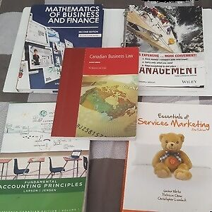 Humber Business Books For Sale
