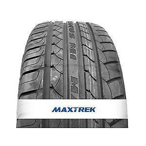 Pneus Maxtrek Maximum M1 - 215/45R17 -  150$ Ferme