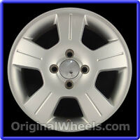 Ford Focus 4-Bolt Rims