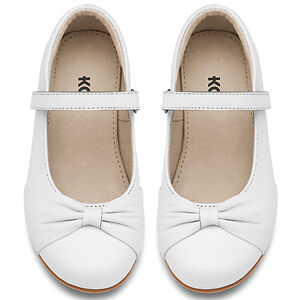 NIB white Mary Jane shoes by Kai (See Kai Run) size 13 (girl)