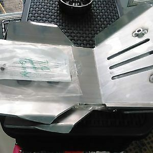 2007-2015 Yamaha Grizzly 700 Front Aluminum Skid Plate