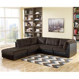 Clearance item!!  Signature Design by Ashley Sectional