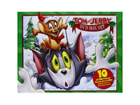 TOM & JERRY x 10 DISC BOX-SET - brand new/sealed