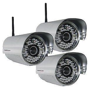 Foscam fi8905w outdoor wireless ip camera user manual