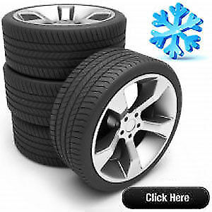 WINTER Tires on Special  - NO TAX To Pay on Top !