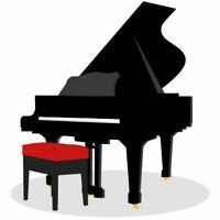 Piano Lessons in Lower Sackville - All Ages/Levels Welcome!