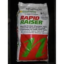 Rapid raiser 40kg $33.50. Garden supplies, Pea straw, Compost Magill Campbelltown Area Preview