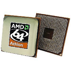 AMD Athlon 64 3800+ 2.4GHz  Processor with cooler