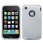 White Fitted Cases/Skins for iPhone 3GS