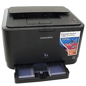 Used Samsung CLP-315 with toner for sale!