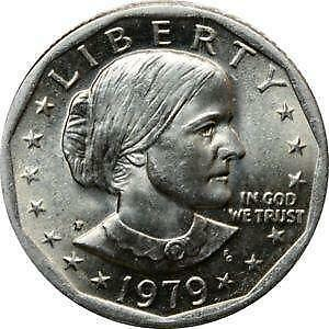 Susan B Anthony Dollar Ebay