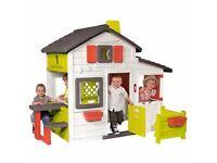 Smoby Duplex house