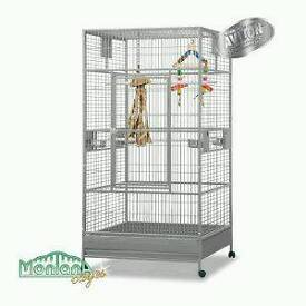 extra large bird/animal cage parrot avairy all good