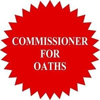 Commissioner for Oaths (Ft.McMurray + Borealis + Millenium Camps