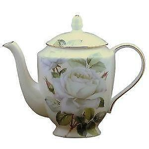how to clean china tea pots