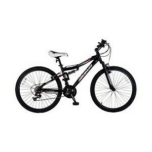 Great Nakamura dual suspension mountain bike for sale.