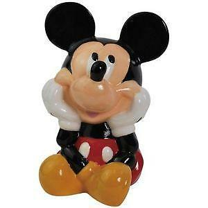 Mickey Mouse Ceramic Bank Ebay