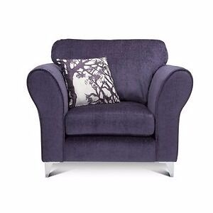 Dfs Matching Mauve Sofa Sofabed And Chair