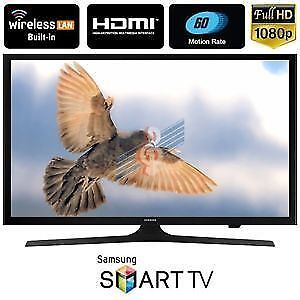TV SAMSUNG DEL48UN48J5200 1080p  Wi-Fi Smart