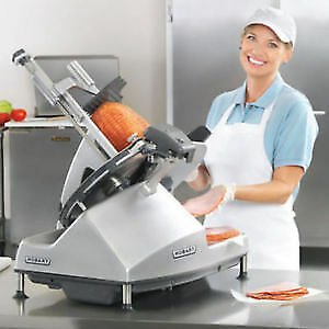 Slicer -Meat Slicer Hobart 2812 - Used, Perfect condition