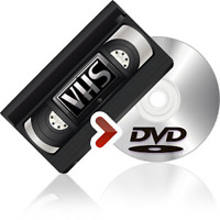 VHS or 8mm to (DVD and/or Digital Format)