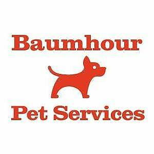 Baumhour Pet Services - Pet Sitting in Peterborough