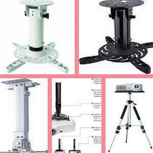 Weekly Promotion!  Universal Projector Ceiling Mount , Projector Tripodstand, Motorized Projector Screen, Fixed