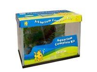Aquarium World Fish Tank kit