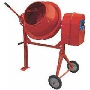 Brand New 3.5 Cu. Ft. Portable Cement Mixer (On Sale)