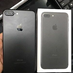 550$ BEAUTIFUL ALL BLACK IPHONE 7+ PLUS! WOW!