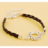 Bracelet with Rhinestone-Online Boutique