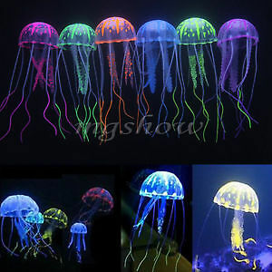 Glowing Jellyfish (aquarium accessory) Peterborough Peterborough Area image 2